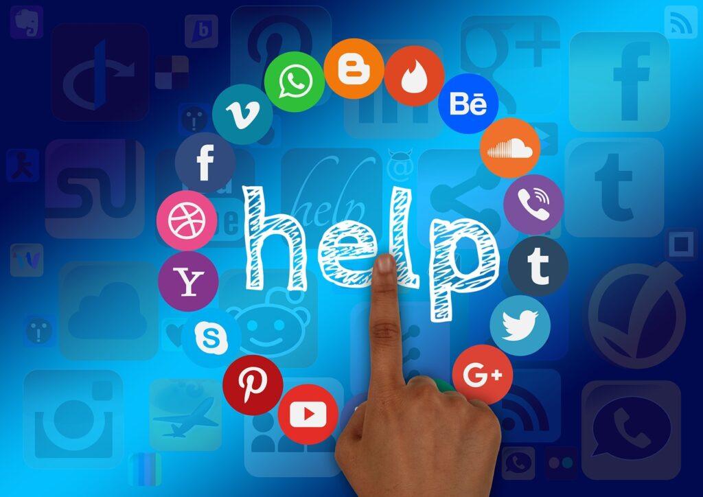 social media, help, support-1432937.jpg